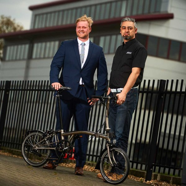 brompton_sj_24  © Licensed to simonjacobs.com. 18.04.16 Greenford, UK.