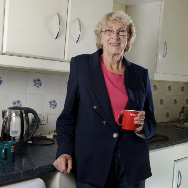 joan 005  © Licensed to simonjacobs.com. 06/09/2011. Borehamwood, UK. 