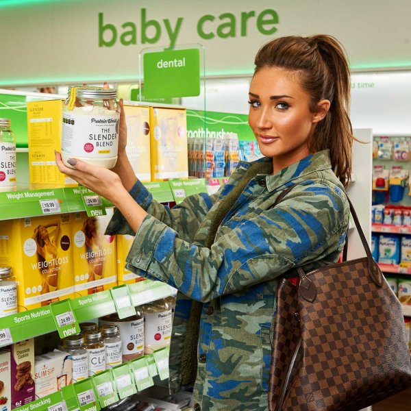 protein_world_celebs_sj_17  © Licensed to simonjacobs.com. 23.02.16 Watford, UK.